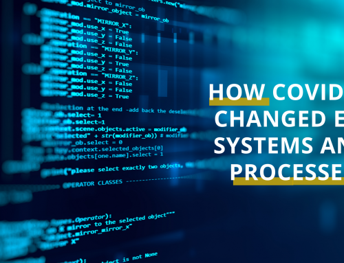 How COVID 19 changed EDI systems and processes