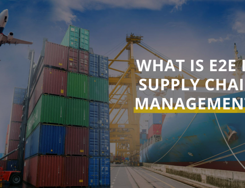 What is E2E in Supply Chain Management?